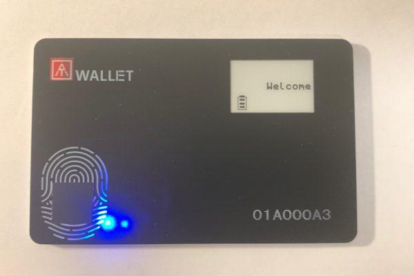 AT.Wallet表面