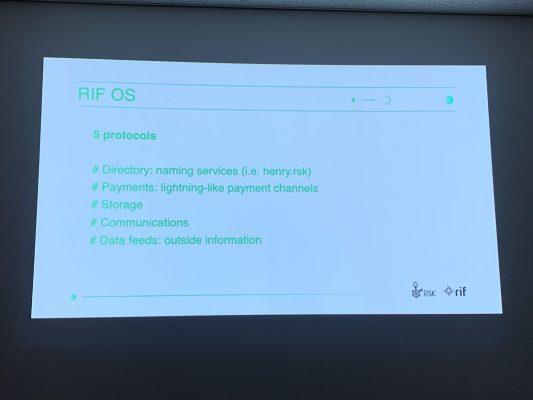 RIF OSの5つのプロトコル