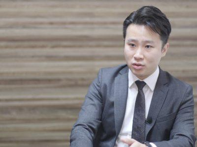 BitForex - Co-Founder & Head of BD Jason Luo氏