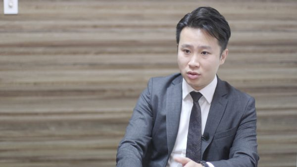 BitForex - Co-Founder & Head of BD Jason Luo氏
