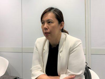ビットポイント台湾CEOの郭雅寧(Patty Kuo)氏