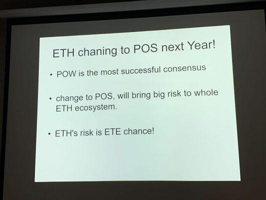 EthereumのリスクとEthercoin
