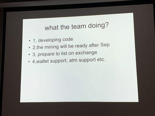 Ethercoinチームの動き