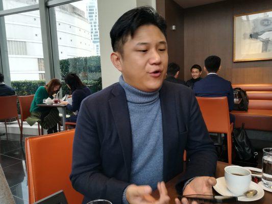 Kim Young Soo氏
