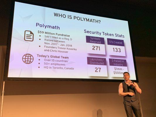 Polymathの活動状況