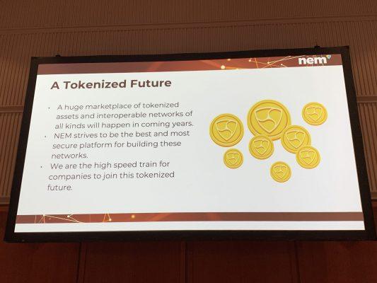 NEM財団が描くトークン化の未来