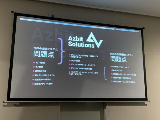 Azbitで提供するソリューション