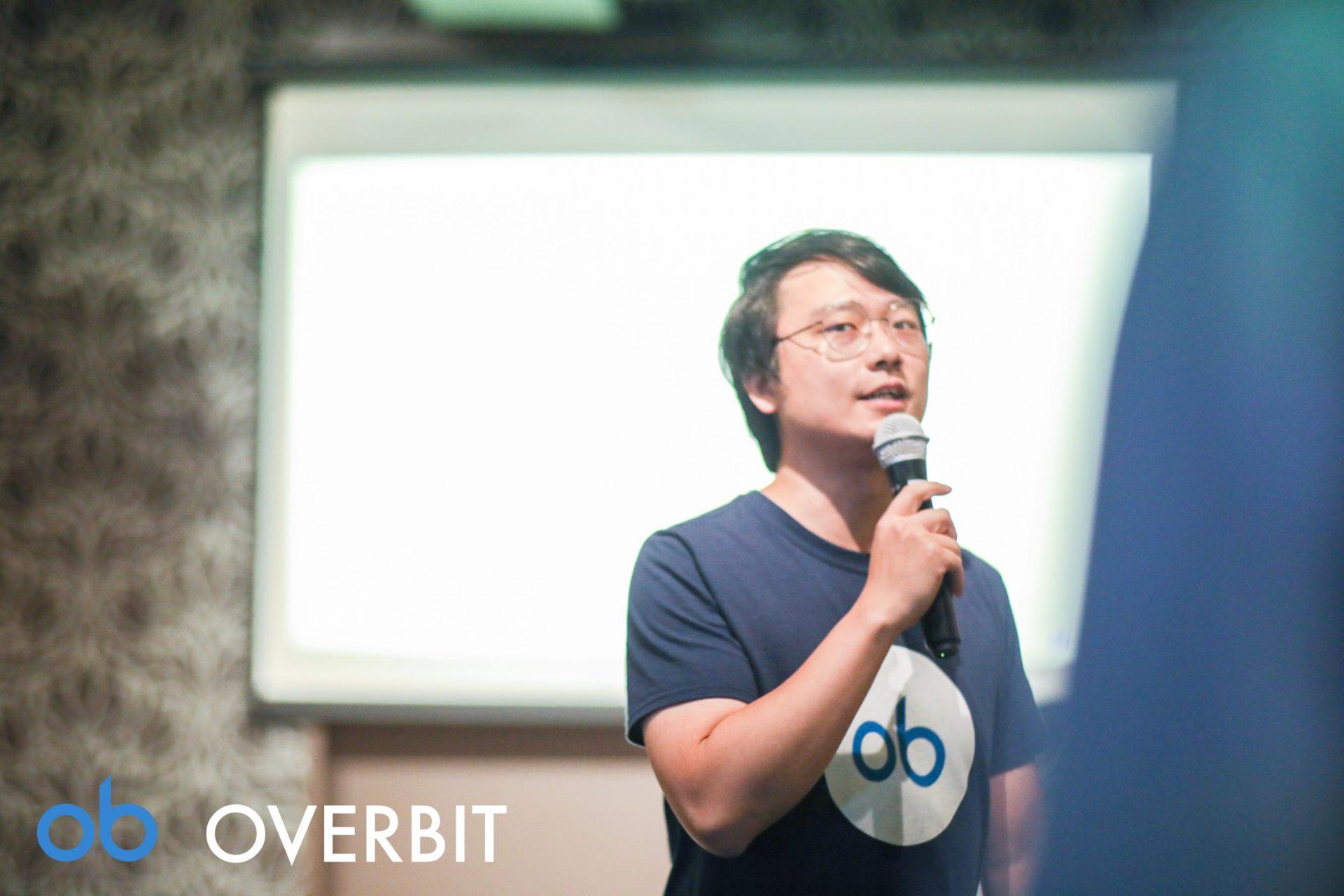 Overbit CEO