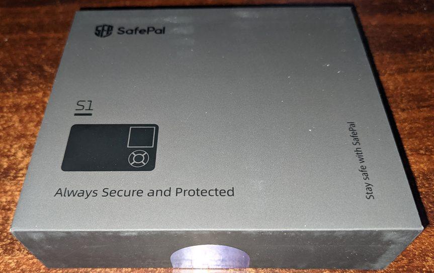 SafePal S1外観表