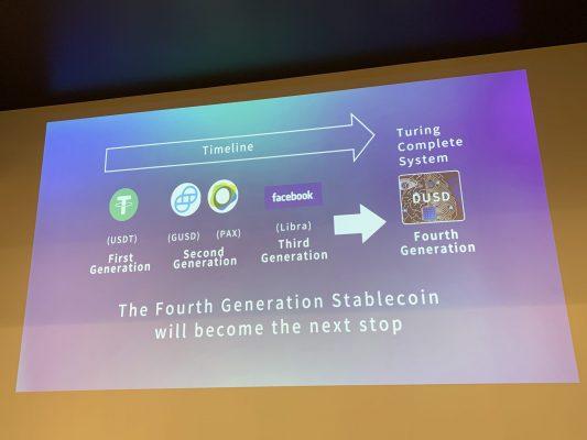ステーブルコインの変遷