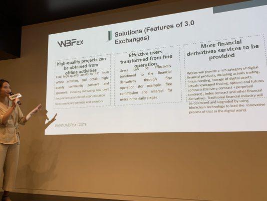 WBFexが提供するソリューション